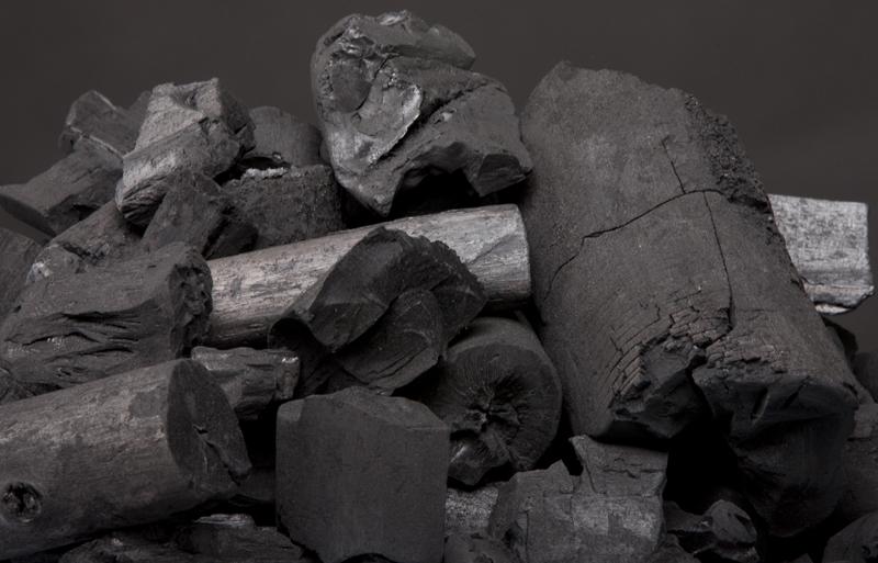 O Carvão faz a diferença